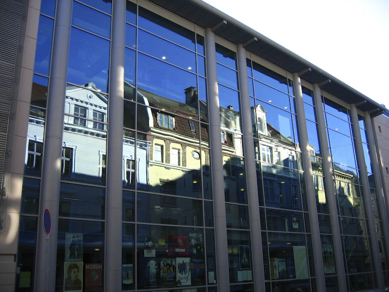 Bergen Kino Magnus Barfot
